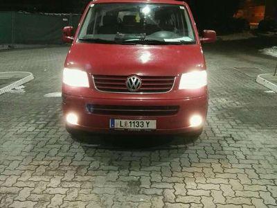 gebraucht VW Caravelle T5LR Comfort 2,5 TDI 4motion D-PF