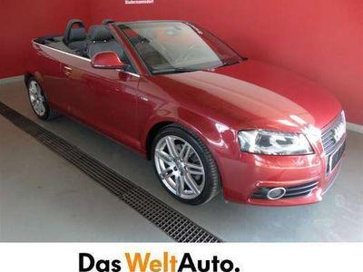 gebraucht Audi A3 Cabriolet 2.0 TFSI Ambition