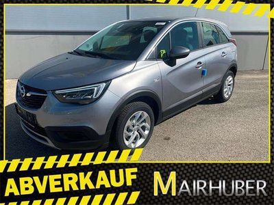 gebraucht Opel Crossland X Innovation 1.2