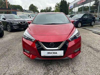 gebraucht Nissan Micra 1,0 IG-T 100 N-Way