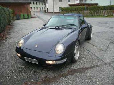 gebraucht Porsche 993 Cabrio / Roadster