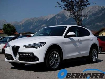 gebraucht Alfa Romeo Stelvio 2.2 210 PS ATX AWD SUPER