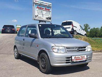 gebraucht Daihatsu Cuore 1.0 Automatic Klein-/ Kompaktwagen
