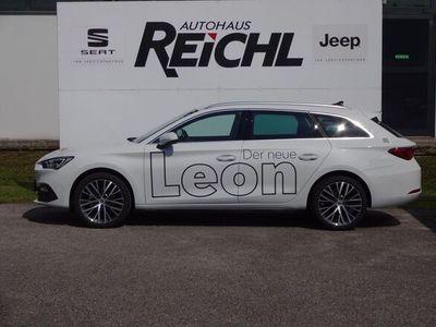 gebraucht Seat Leon Kombi Xcellence 1.5 TSI ACT