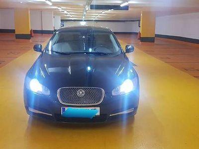 gebraucht Jaguar XF 3.0 V6 Luxury Ausstattung Limousine,
