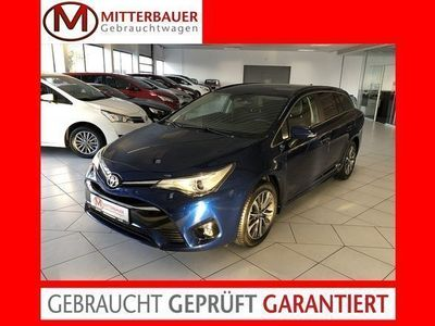 used Toyota Avensis 2,0 D4-D Active Plus