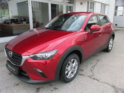 gebraucht Mazda CX-3 G121 Life Plus SUV / Geländewagen
