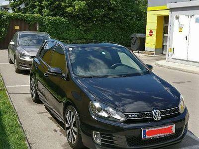 gebraucht VW Golf VI GTD Limousine