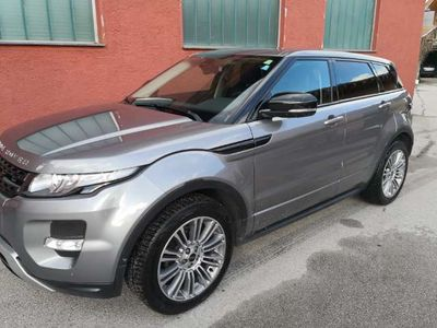 gebraucht Land Rover Range Rover evoque Dynamic 2.0 Si4
