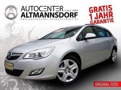 gebraucht Opel Astra ST 1,4 T *AUTOMATIC*GRATIS 1JAHR GARANTIE*MOD2012