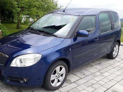 gebraucht Skoda Roomster Sport 1,4 TDI PD D-PF Kombi / Family Van