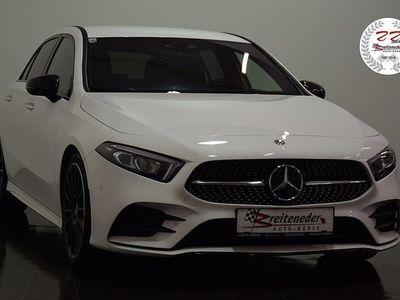 gebraucht Mercedes A180 d Aut. AMG / widescreen / Kameras