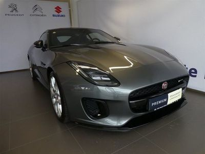 gebraucht Jaguar F-Type P300 Coupe 2,0 Turbo R-Dynamic