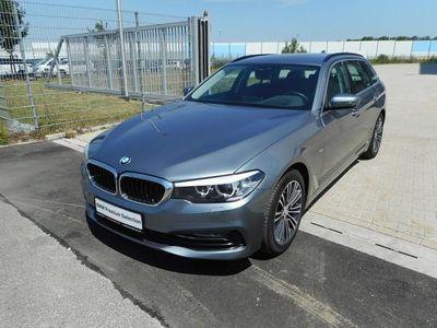 gebraucht BMW 520 520 i TOURING AUTOMATIK i Touring Automatik