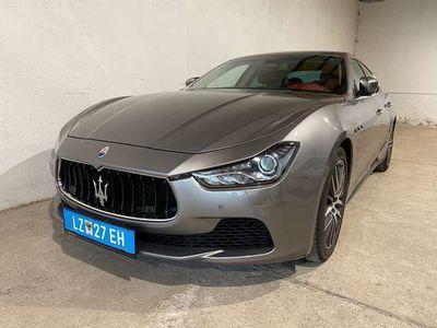 """gebraucht Maserati Ghibli S Q4 """"Hersteller Garantie aktiv"""""""