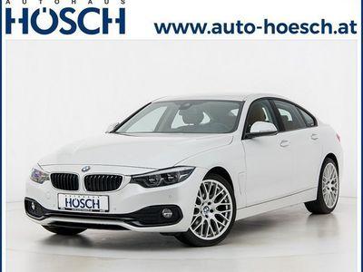 gebraucht BMW 420 Gran Coupé d Sport Line Aut. LP:59.444.-€