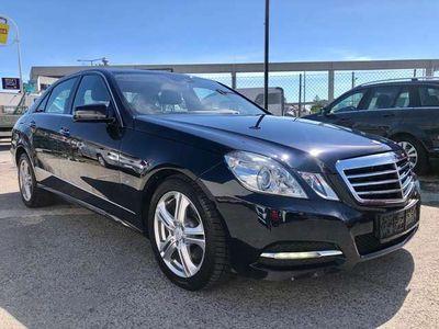 gebraucht Mercedes E350 Avantgarde A-Edition BlueEfficien 4MATIC CDI Aut.