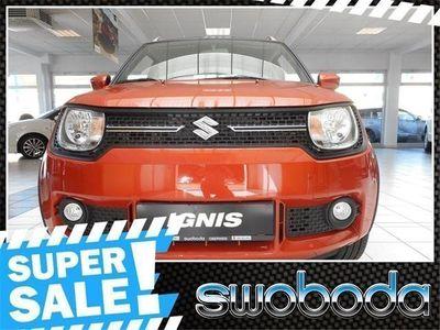 gebraucht Suzuki Ignis 1,2 Sondermodell Adventure (Shine)