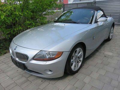 gebraucht BMW Z4 3,0 i 6 Zylinder Cabrio / Roadster