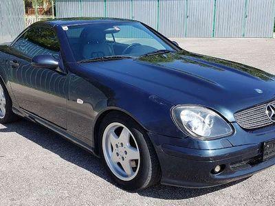 gebraucht Mercedes SLK230 SLK-KlasseKompressor Aut. Cabrio / Roadster