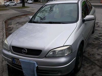 gebraucht Opel Astra 1.6 Klein-/ Kompaktwagen