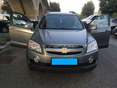 gebraucht Chevrolet Captiva 2.0TD 7-Sitze M/T SUV / Geländewagen