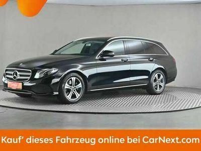 gebraucht Mercedes E220 220d T Edition Avantgarde 4Matic Aut. (900817)