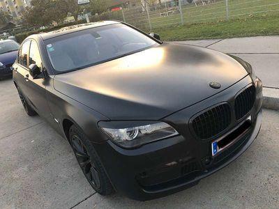 gebraucht BMW 730L 7er-Reihe D F01 M-Paket Limousine