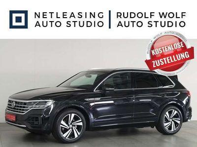 gebraucht VW Touareg 3.0 TDI 2xR-Line LEASING 539,- EUR MTL.* Navi