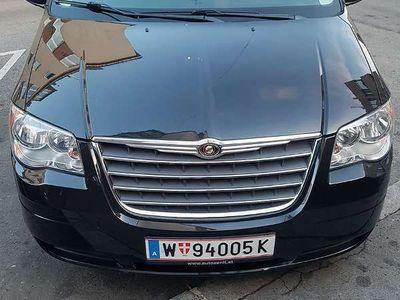 gebraucht Chrysler Grand Voyager VoyagerSnow'N Go 2,8 CRD Kombi / Family Van