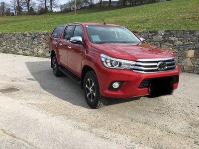 gebraucht Toyota HiLux Lounge