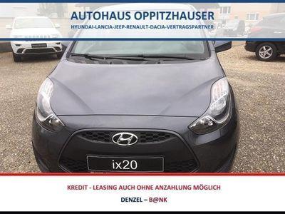used Hyundai ix20 1,4 CVVT Go