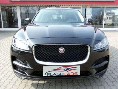 gebraucht Jaguar F-Pace 20d Prestige, Navi, Leder, Cam