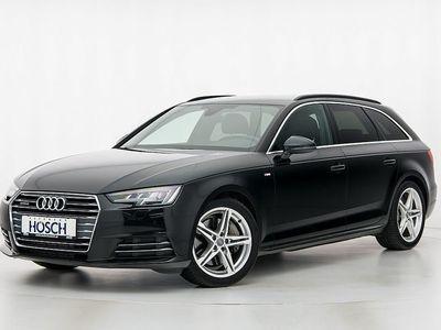 gebraucht Audi A4 Avant 3,0 TDI quattro Sport S-Line Aut. LP:76.133