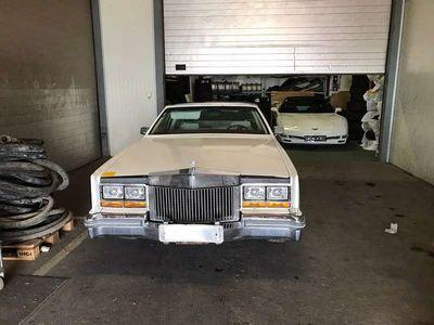 gebraucht Cadillac Eldorado V8 Diesel Sportwagen / Coupé,