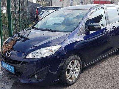 gebraucht Mazda 5 5CD116 Takumi II Kombi / Family Van,