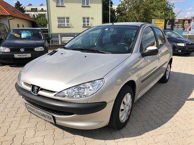 gebraucht Peugeot 206 1.4 BENZIN Klein-/ Kompaktwagen