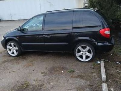 gebraucht Chrysler Voyager 2,5 Executive CRD Ds.