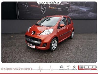 gebraucht Peugeot 107 Urban 1,0 12V /5-türig mit Klima, uvm