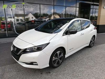 gebraucht Nissan Leaf N-Connecta Klein-/ Kompaktwagen