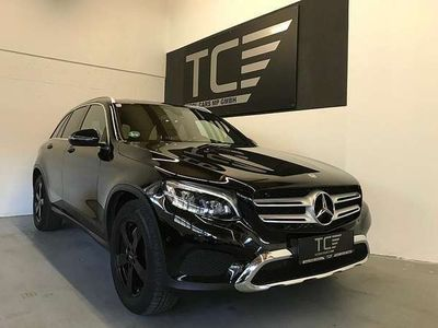 gebraucht Mercedes GLC220 d 4MATIC Aut. Akt. Parkassistent, Night Paket, ...