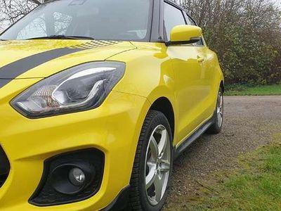 gebraucht Suzuki Swift 1,4 Boosterjet DITC Sport Limousine