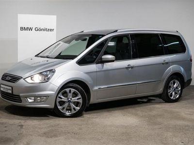 gebraucht Ford Galaxy Titanium 2,0 TDCi DPF Kombi / Family Van