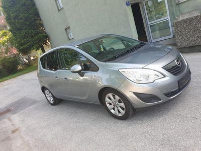 gebraucht Opel Meriva 1,4 Twinport Edition
