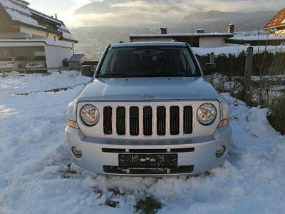 gebraucht Jeep Patriot 2,0 CRD Limited / 1.Besitz Leder Standheizung SUV / Geländewagen