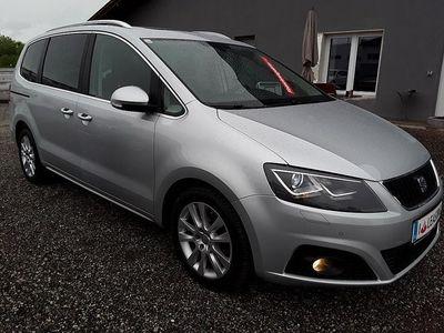 gebraucht Seat Alhambra Style 2,0 TDI CR 4WD SOFORT FINANZIERUNG & EINTAU