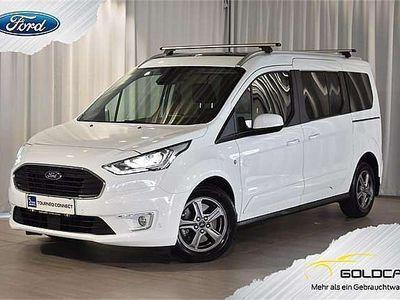 gebraucht Ford Tourneo Grand Connect Titanium 1,5 TDCi L1 Kombi / Family Van