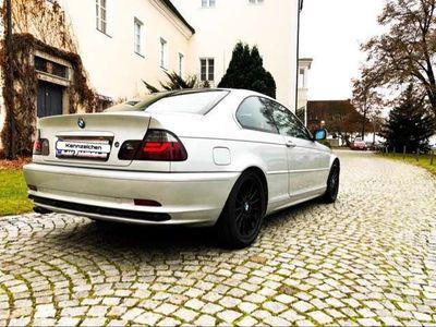 gebraucht BMW 323 3er-Reihe CI Automatik M-Line 2.5L 170PS Sportwagen / Coupé