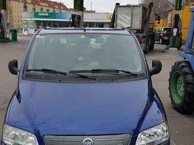 gebraucht Fiat Multipla 186 JTD Kombi / Family Van,