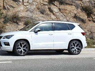 gebraucht Seat Ateca 1,4 FR ACT 4WD TSI DSG